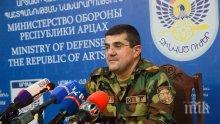 633 арменски войници загинали във войната за Нагорни Карабах