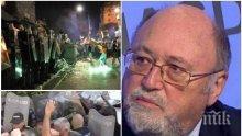 """Александър Йорданов гневен срещу метежниците: Вдигат поредното """"въстание"""" в навечерието на престъпната Октомврийска революция"""