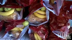 бчк организира раздаването пакети храна