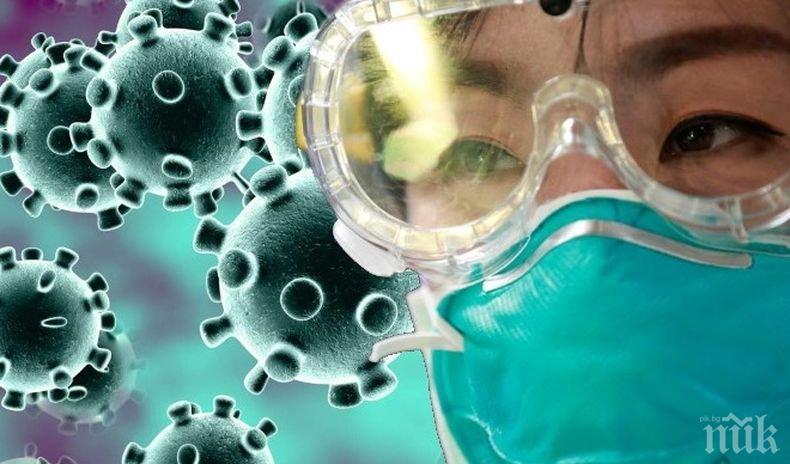 Учени откриха жив вирус на COVID-19 върху опаковка на замразена храна