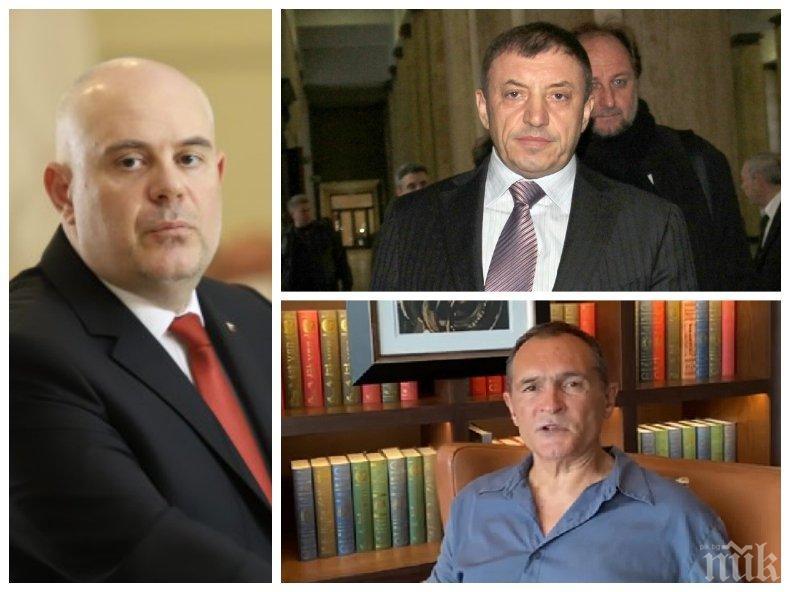 Божков поръчал гранатомета за Алексей Петров заради разследване на ДАНС за атентата срещу Манол Велев