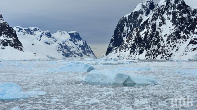 Връх Опълчение на Антарктида по-висок от Мусала
