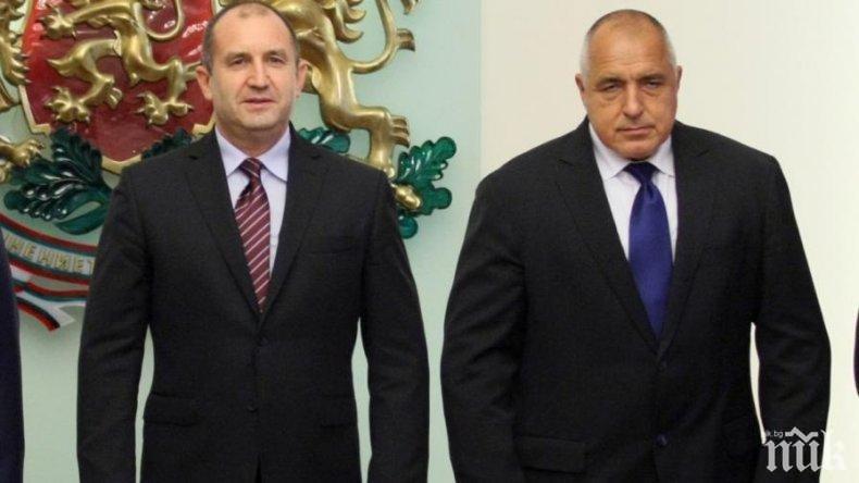 Радев и Борисов да се разберат за коронавируса. Иначе до март няма да им останат избиратели