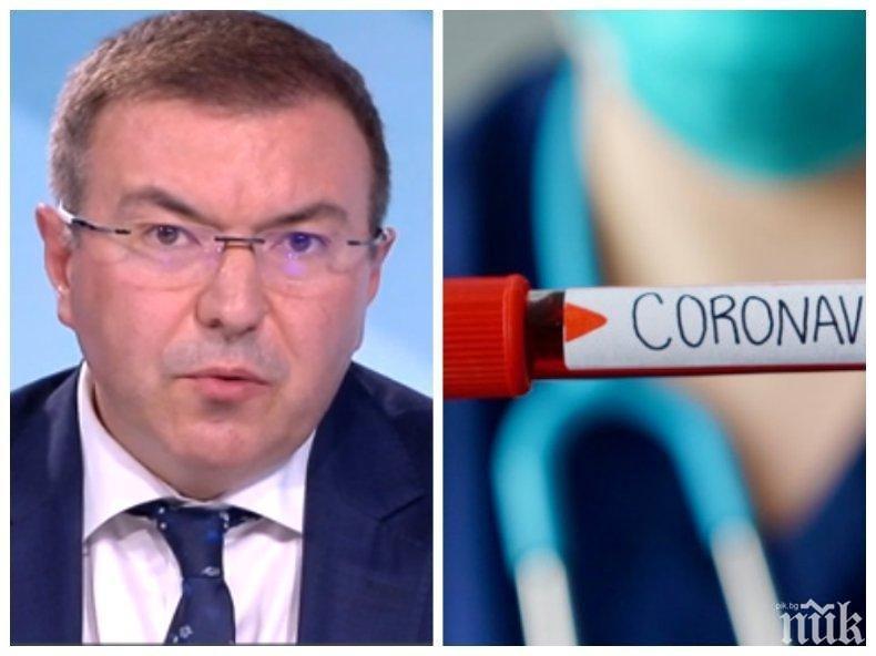 Здравният министър от Търговище: Не се налагат нови ограничителни мерки