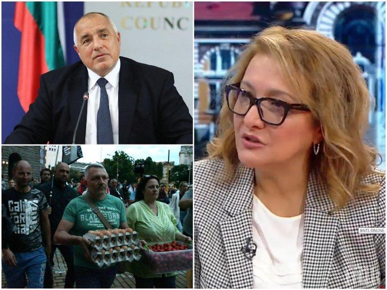 Проф. Антоанета Христова: Борисов даде шанс на всички граждански искания, които излязоха на улицата, да бъдат удовлетворени. Протестиращите не пожелаха диалог