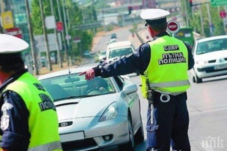 СЛЕД ГОНКА: Ченгета отказаха 520 лева подкуп от шофьорка без книжка