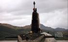 Мъртво пиян капитан опита да поеме контрола над подводница с ядрени бойни глави