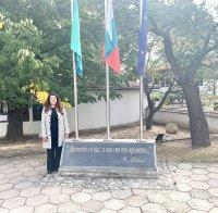 Херо Мустафа посети родното място на Васил Левски