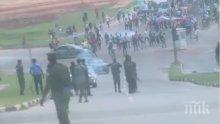 Убиха мирно протестиращи в Лагос (ВИДЕО)