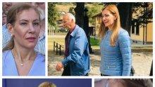 ХИТ В МРЕЖАТА: Николина Ангелкова стана фотомодел - сравниха бившия министър на туризма с холивудска звезда (СНИМКИ)