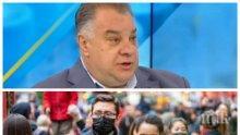 Мирослав Ненков: Тъпо е да се твърди, че няма коронавирус, светът обаче не е спрял и кризата за едни е печалба за други