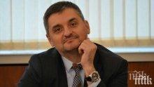 Кирил Добрев с разтърсващи думи за покойния си баща: Друго си е Иван Татарчев да ти държи чадъра (СНИМКА)