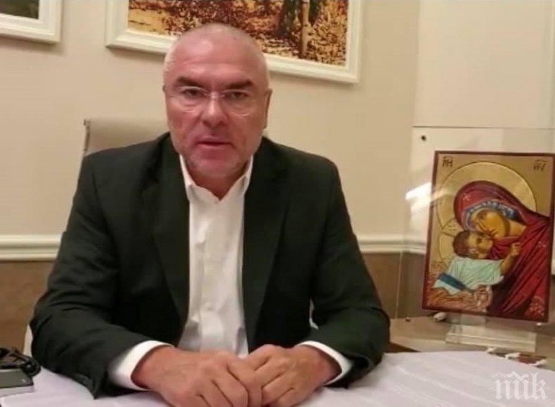 Веселин Марешки: Битката с картела започна точно преди пет години