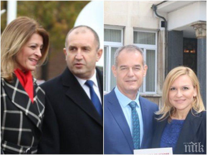 ГОРЕЩО В ПИК: Ето кои са 33-мата заложници в делегацията на Румен Радев след скандала в Естония заради укрития контакт с болен от коронавирус! 10 български журналисти цял ден мълчат за екшъна