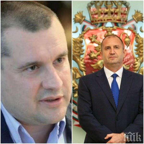 Бившият началник на кабинета на президента Калоян Методиев: Служебен кабинет на Радев ще ни вкара в хаос! Има сриване на протеста