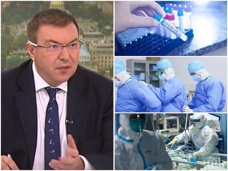 Министър Костадин Ангелов: Разкриваме Национален логистичен щаб