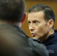 СГС отхвърли исковете на Миню Стайков за 30 000 лева срещу прокуратурата и спецсъдилищата
