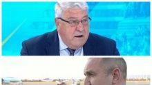 Спас Гърневски проговори за заразата на премиера Борисов и разби Румен Радев за скандала в Естония