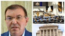 ИЗВЪНРЕДНО В ПИК TV! Здравният министър Костадин Ангелов отговори на депутатите за епидемичната обстановка заради коронавируса - БСП недоволни от Щаба, ДПС от мерките (ОБНОВЕНА)