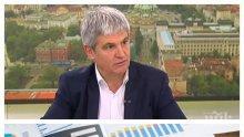 Пламен Димитров от КНСБ: Все повече хора разбират, че при коронавируса ножът не е дървен