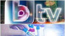 СИГНАЛ ДО ПИК: Би Ти Ви пламнала с коронавирус - ключови лица изчезнаха мистериозно от екрана