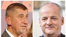 Премиерът на Чехия поиска оставката на здравния министър, той не иска да се оттегли доброволно