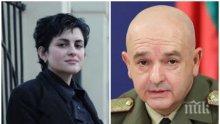 Калина Андролова остра: Мутафчийски ми липсва! По-спокойно беше с него