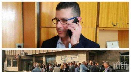 сем срещна подалия оставка скандален шеф бнр поиска андон балтаков