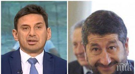 Халил Летифов от ДПС безпощаден: Христо Иванов и ДеБъ са организирана престъпна група в политиката