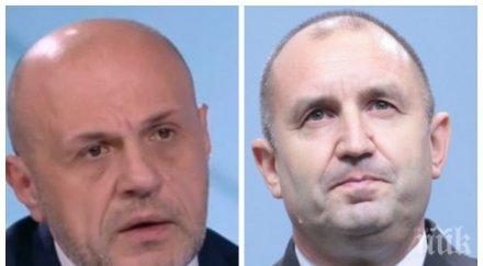 томислав дончев проговори активното мероприятие радев възможно тотално затваряне заради коронавируса
