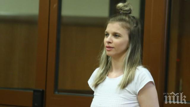 Съдът пусна Лилана с мярка подписка