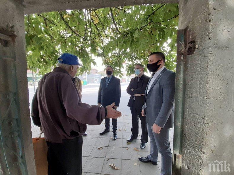 Прокуратурата праща на съд мародер, ограбил възрастен мъж в Раковски (СНИМКИ)