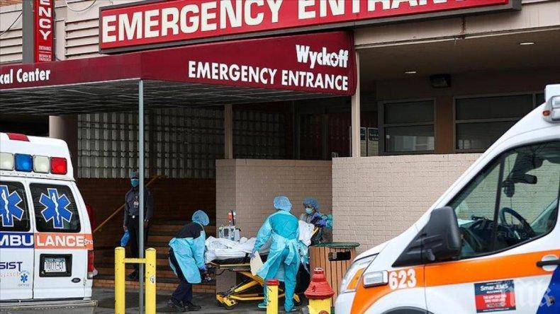 САЩ поставиха рекорд, над 83 000 са новите случаи на коронавирус