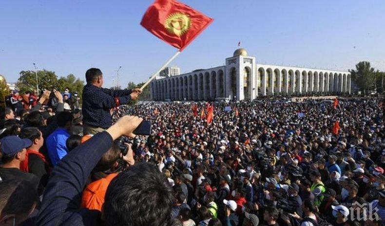 Киргизстан декларира спазването на международните си задължения