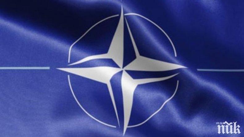 НАТО ще разширява мисията си в Ирак