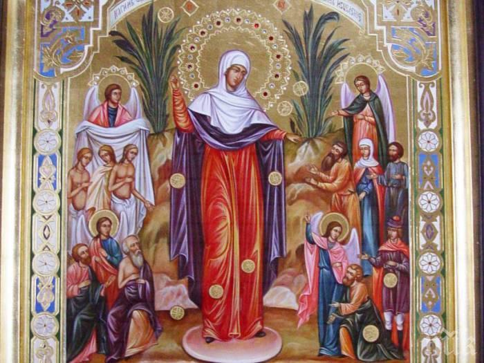МИСТИЧЕН ДЕН: Тази чудотворна икона на Света Богородица излекувала тежко болната сестра на патриарха, а в българските храмове се извършва специален молебен - ето за какво