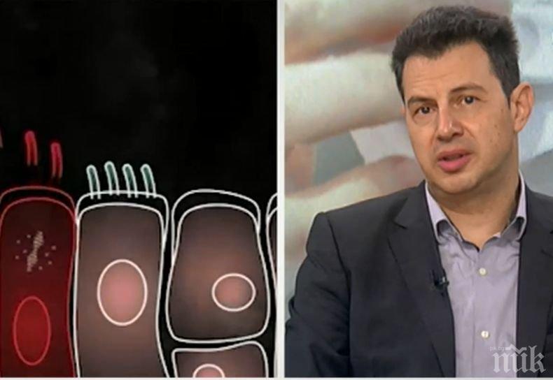 Топ експертът проф. Сорен Хайрабедян с шокиращи новини: Можем да се заразим с коронавирус дори и в тоалетната