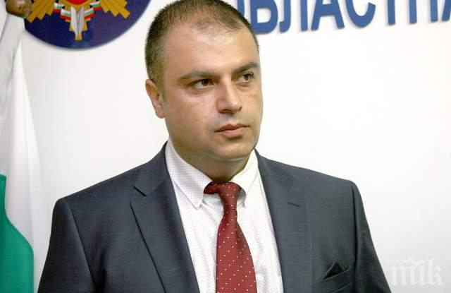 ИЗВЪНРЕДНО! Шефът на полицията в Пловдив е с COVID-19