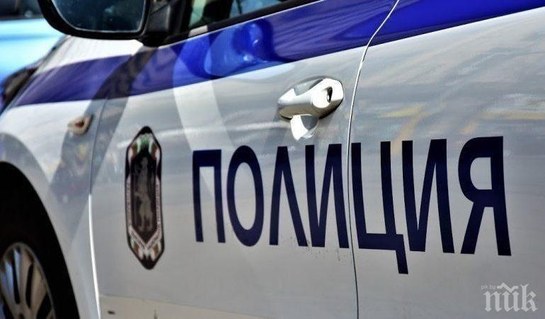 Екшън като в Холивуд побърка полицията в Пловдив