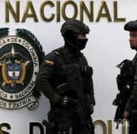 """В Колумбия задържаха един от главатарите на """"Армията за национално освобождение"""""""