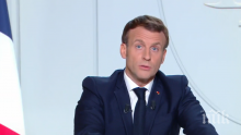 Макрон обяви: Франция отново е под национална карантина