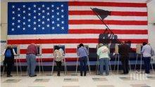 Над 59 милиона души вече са гласували на изборите в САЩ
