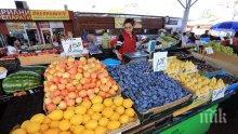 От утре още по-строги мерки на пазарите в София