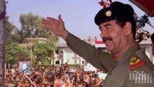 Почина дясната ръка на Саддам Хюсеин