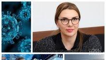 САМО В ПИК: COVID-19 проби и СЕМ. Бетина Жотева със спешни мерки, за да стопира навреме заразата в медийния регулатор