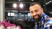 ЗЕВЗЕК: Диджей Дамян надига аперитив на килим-парти в Пловдив (СНИМКА)