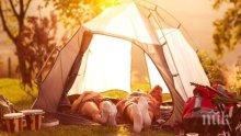COVID върна страстта към съня под открито небе