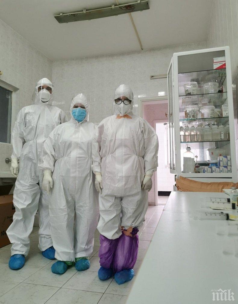 Последни данни: 327 новозаразени с коронавирус в неделя, 10 са починали - над 2000 са вече пациентите в болница