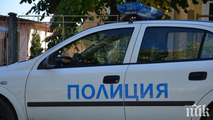 Закопчаха мъж и жена при операция срещу наркоразпространението в Сливен