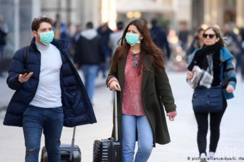 Носенето на маски на открито вече е задължително и в Португалия